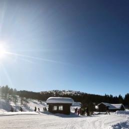 Knaben Alpinsenter