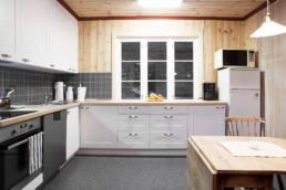 Kvina - kjøkken