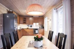 Ørnehommen - kjøkken